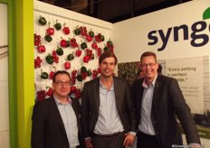 Syngenta Seeds en Syngenta Bioline in one booth.